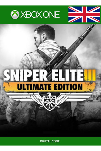 Sniper Elite 3 - Ultimate Edition (UK) (Xbox One)