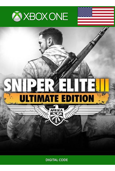 Sniper Elite 3 - Ultimate Edition (USA) (Xbox One)