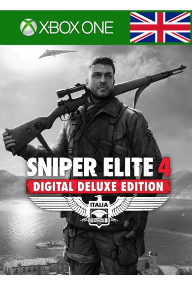 Sniper Elite 4 - Deluxe Edition (UK) (Xbox One)