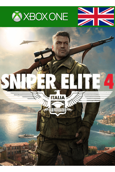 Sniper Elite 4 (UK) (Xbox One)