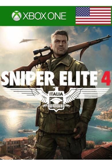 Sniper Elite 4 (USA) (Xbox One)