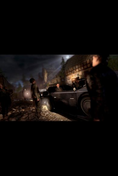 Sniper Elite V2 - Kill Hitler + 2 Rifles (DLC)