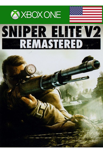 Sniper Elite V2 Remastered (USA) (Xbox One)