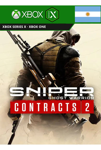 Sniper Ghost Warrior Contracts 2 (Argentina) (Xbox One / Series X|S)