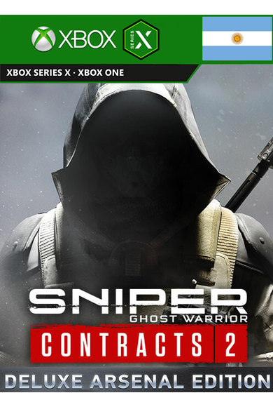 Sniper Ghost Warrior Contracts 2 - Deluxe Arsenal Edition (Argentina) (Xbox One / Series X|S)
