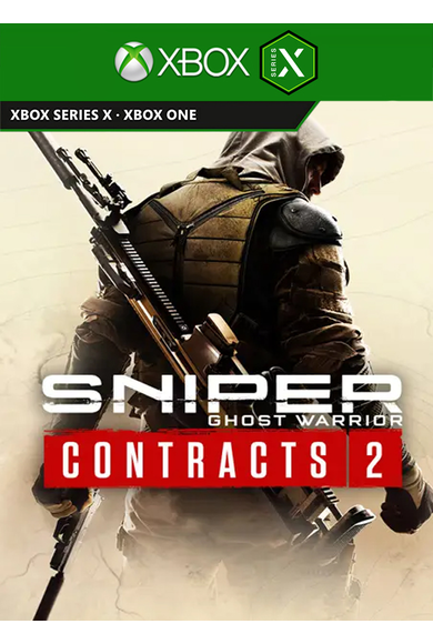 Sniper Ghost Warrior Contracts 2 (Xbox One / Series X|S)
