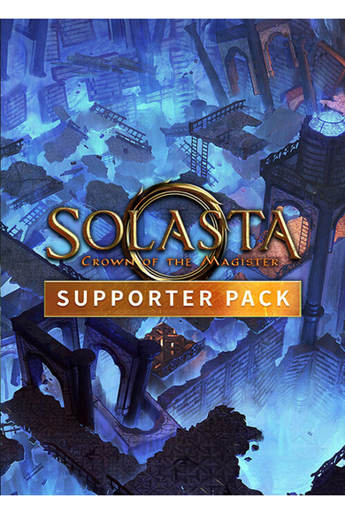 Solasta: Crown of the Magister - Supporter Pack (DLC)