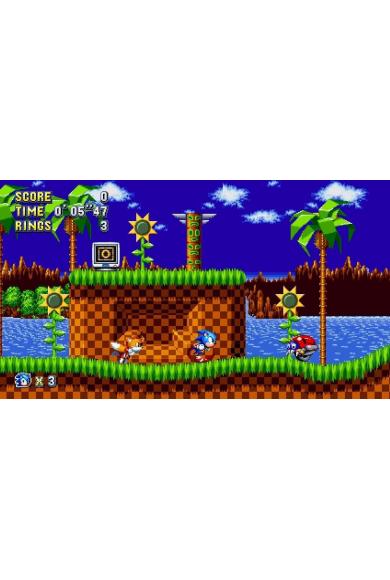 Sonic Mania (Switch)