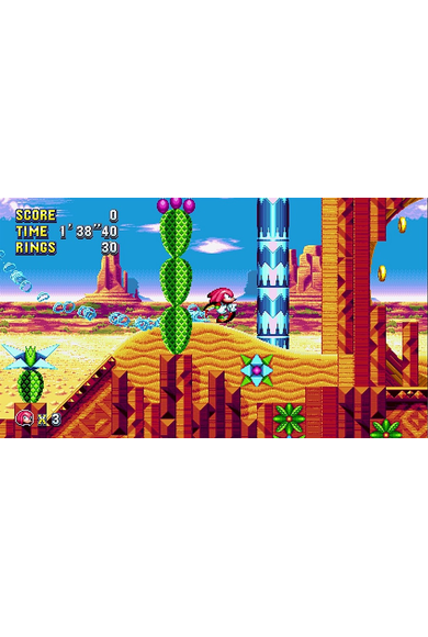 Sonic Mania (PS4)