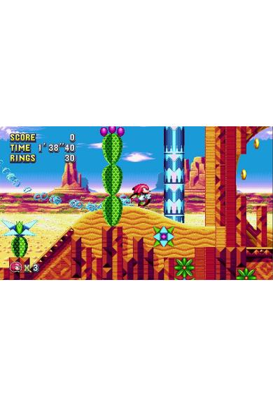 Sonic Mania (Argentina) (Xbox One)