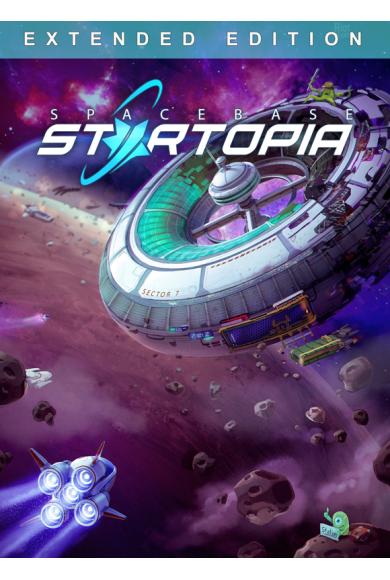 Spacebase Startopia (Extended Edition)
