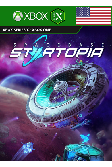 Spacebase Startopia (USA) (Xbox One / Series X|S)
