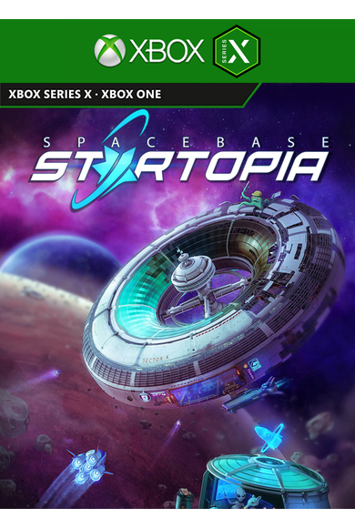 Spacebase Startopia (Xbox One / Series X|S)