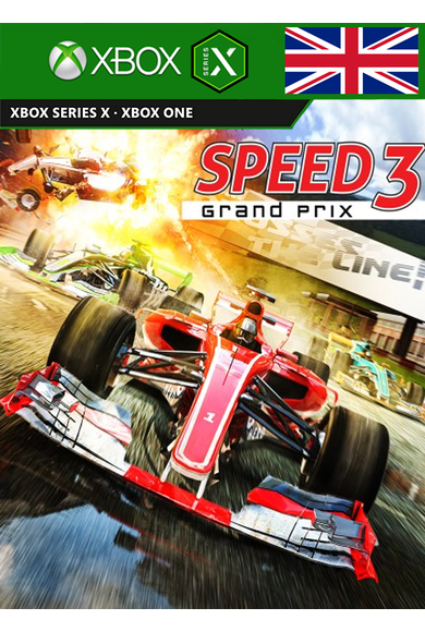 Speed 3: Grand Prix (UK) (Xbox One / Series X|S)