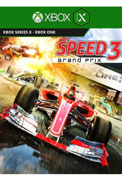 Speed 3: Grand Prix (Xbox One / Series X|S)
