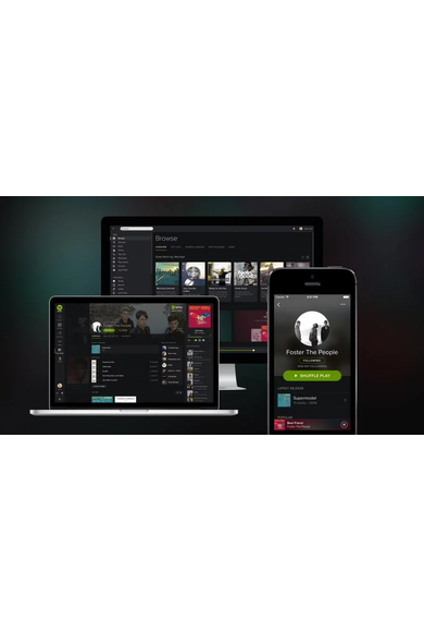 Spotify Premium Subscription 1 Month (USA)