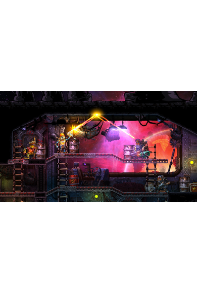 SteamWorld Heist: Ultimate Edition (Switch)