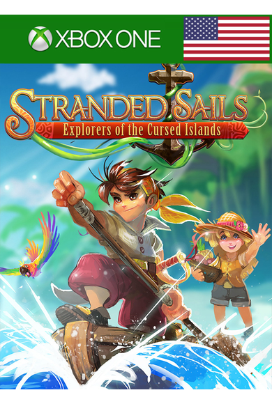Stranded Sails - Explorers of the Cursed Islands (USA) (Xbox One)