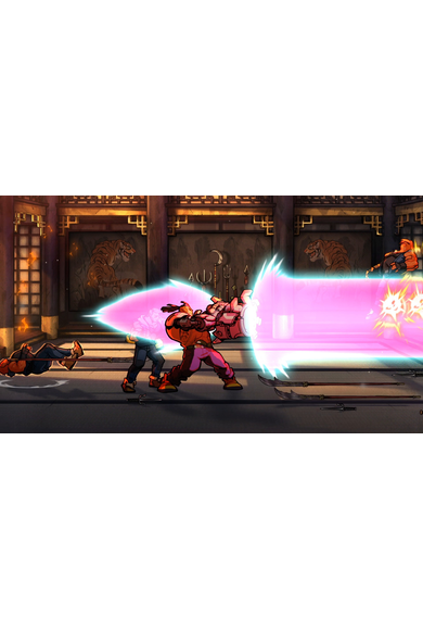 Streets of Rage 4 (PS4)