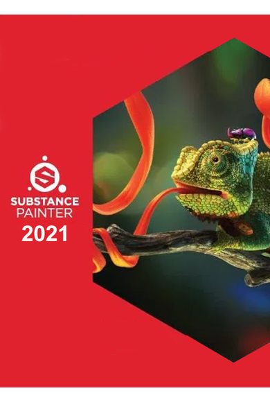 Substance Painter 2021