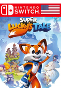 Super Lucky's Tale (USA) (Switch)