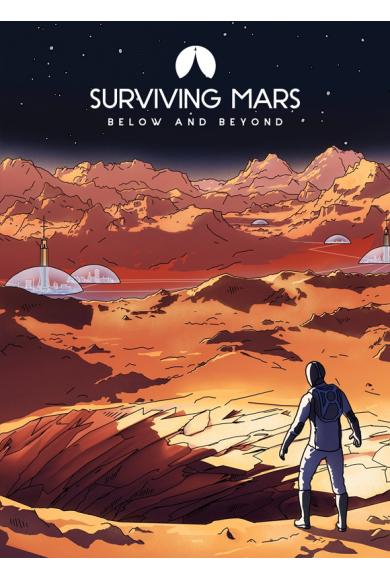 Surviving Mars: Below and Beyond (DLC)