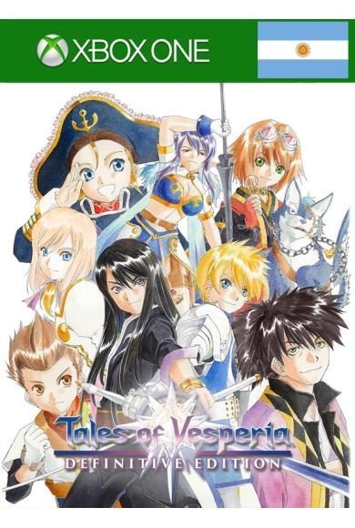 Tales of Vesperia: Definitive Edition (Argentina) (Xbox One)