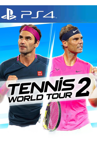 Tennis World Tour 2 (PS4)