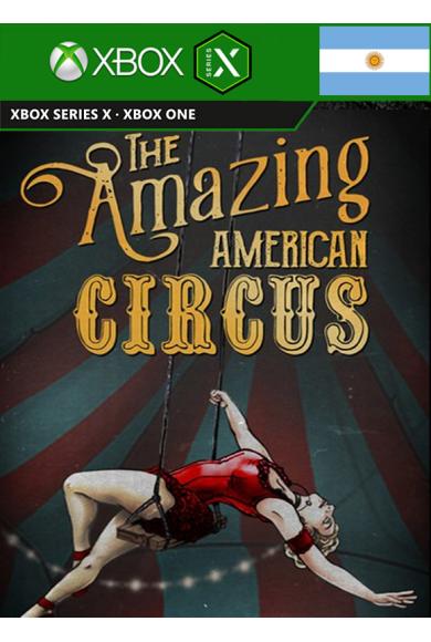 The Amazing American Circus (Argentina) (Xbox One / Series X|S)