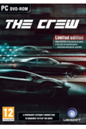 The Crew (Limited Edition inc. 4x cars, Show off Pack, Racer Pack, Surfer Pack)