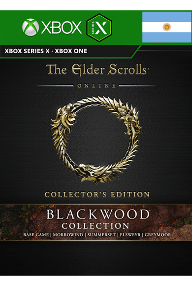 The Elder Scrolls Online Collection: Blackwood (Argentina) (Xbox One / Series X S)
