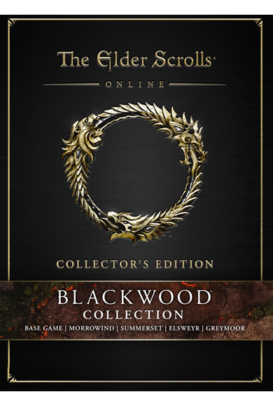 The Elder Scrolls Online Collection: Blackwood Collector's Edition (Steam)