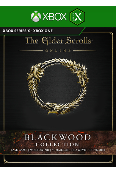 The Elder Scrolls Online Collection: Blackwood (Xbox One / Series X|S)