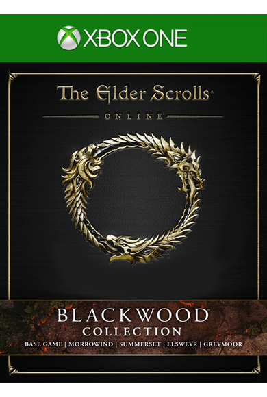 The Elder Scrolls Online Collection: Blackwood (Xbox One)