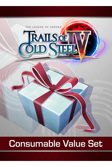 The Legend of Heroes: Trails of Cold Steel IV - Consumable Value Set (DLC)