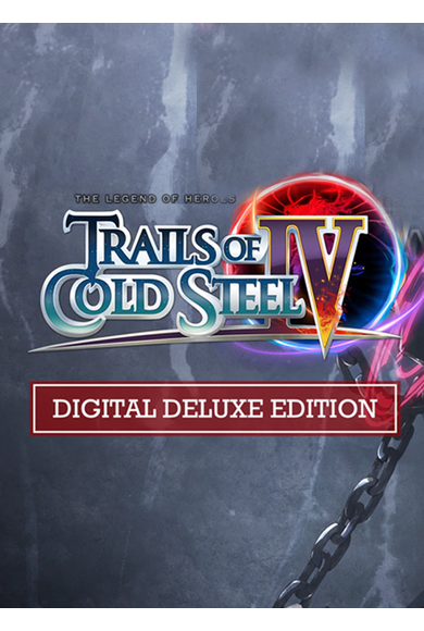 The Legend of Heroes: Trails of Cold Steel IV (Deluxe Edition)