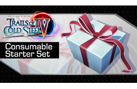 The Legend of Heroes: Trails of Cold Steel IV - Consumable Starter Set (DLC)