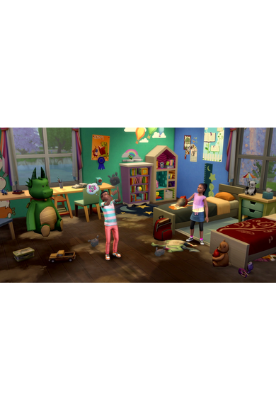The Sims 4: Bust the Dust Kit (DLC)