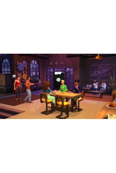 The Sims 4 - Industrial Loft Kit (DLC)