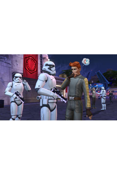 The Sims 4: Star Wars - Journey to Batuu (DLC) (PS4)