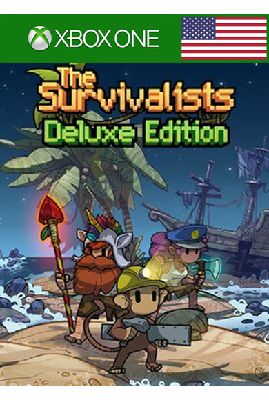 The Survivalists - Deluxe Edition (USA) (Xbox One)