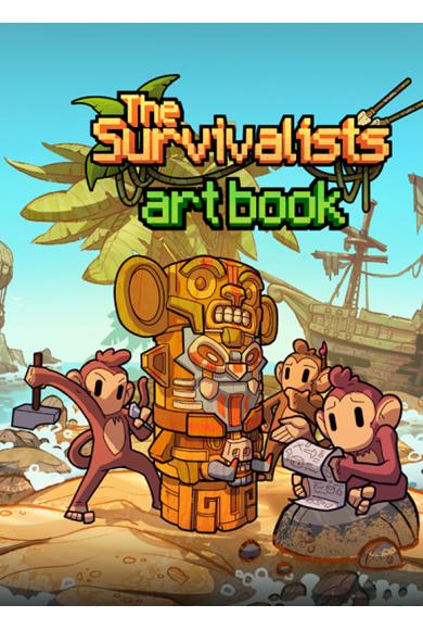 The Survivalists - Digital Artbook (DLC)