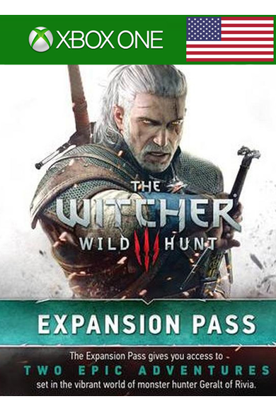 The Witcher 3: Wild Hunt - Expansion Pass (USA) (Xbox One)
