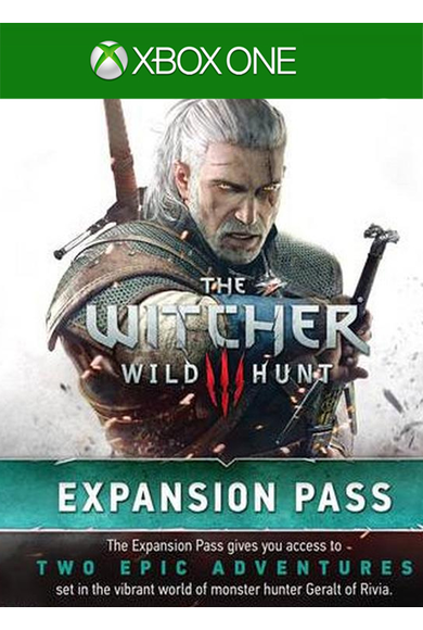 The Witcher 3: Wild Hunt - Expansion Pass (Xbox One)