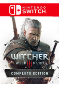 The Witcher 3: Wild Hunt — Complete Edition (Switch)