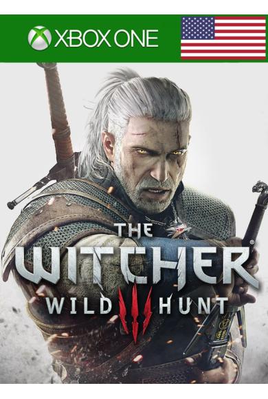 The Witcher 3: Wild Hunt (USA) (Xbox One)