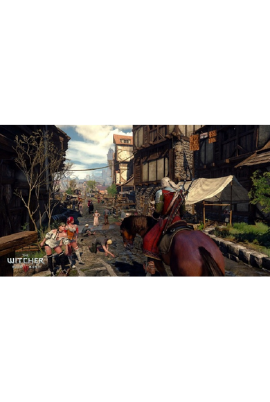 The Witcher 3: Wild Hunt (UK) (Xbox One)