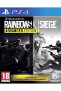 Tom Clancy's Rainbow Six Siege (Advanced Edition) (PS4)