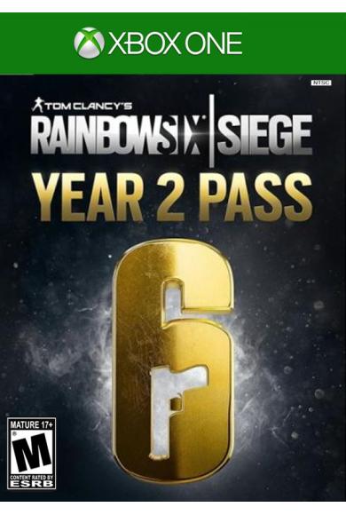 Buy Tom Clancy S Rainbow Six Siege Season Pass Year 2 Xbox One Cheap Cd Key Smartcdkeys