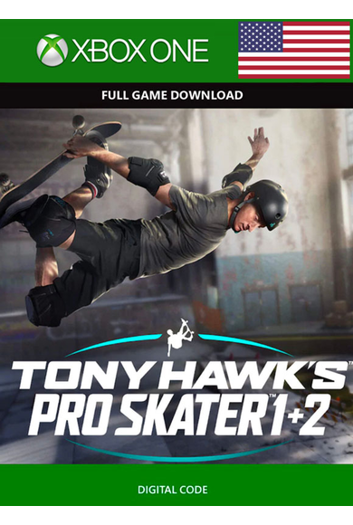 Tony Hawk's Pro Skater 1 + 2 (USA) (Xbox One)